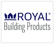 Royal building products logo image