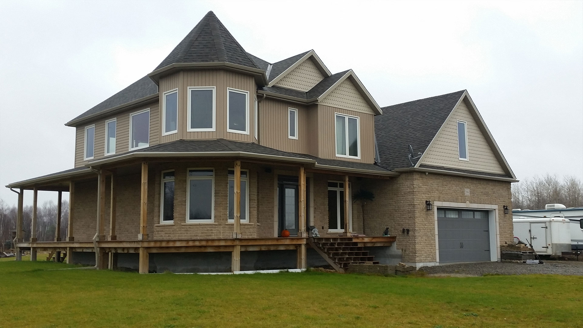 Greater Sudbury New Window Installation, Roofing Installation and General Contracting
